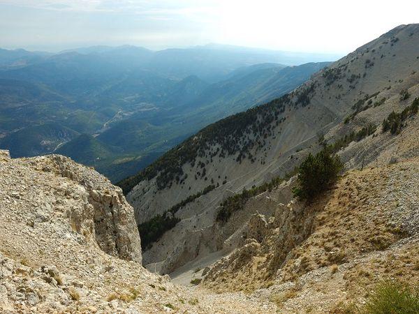 Séjour à Montbrun en Drôme provencale