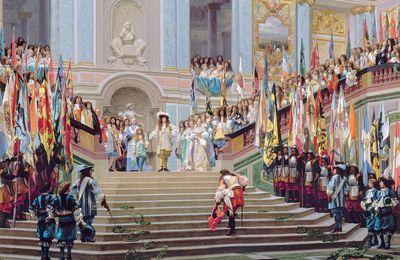 Louis XIV personnage iconique de l'Histoire de France..