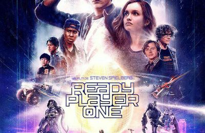 Avis ciné : Ready Player One