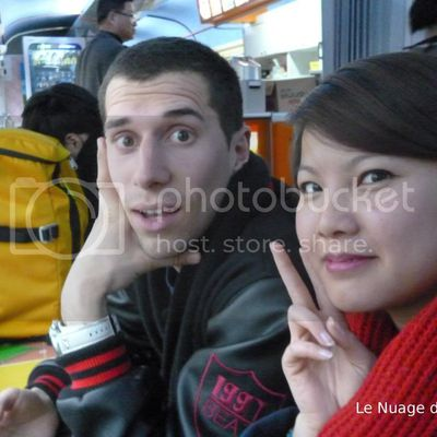 Un voyage dans le Sud : Jeonju (Jour 1)