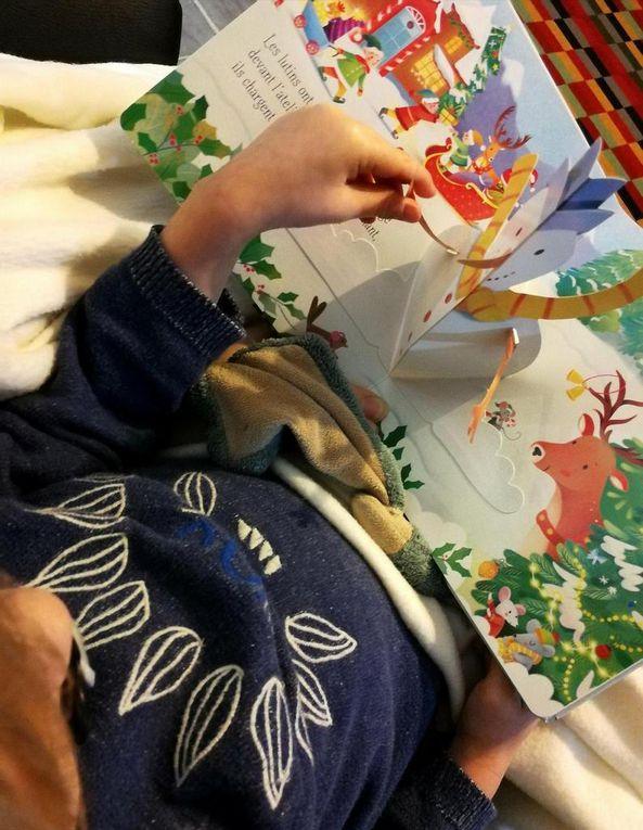 Mon livre pop-up de Noël