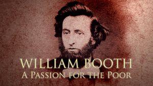 William booth, fondateur de l'armée du salut