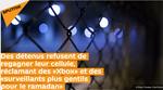 Des détenus refusent de regagner leur cellule, réclamant des «Xbox» et des «surveillants plus gentils pour le ramadan»