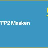 FFP2-Masken für Risikogruppen und über 60-Jährige