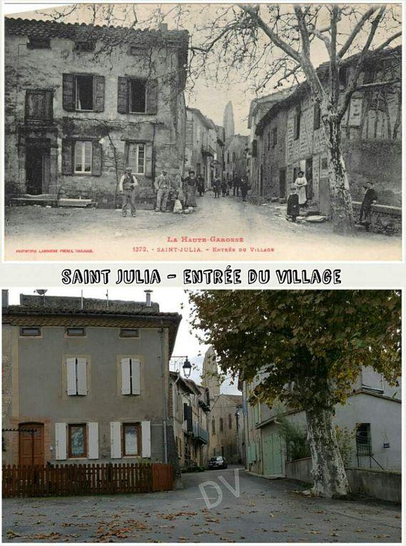 Saint Julia (de Gras capou) Hte Garonne 《10》~