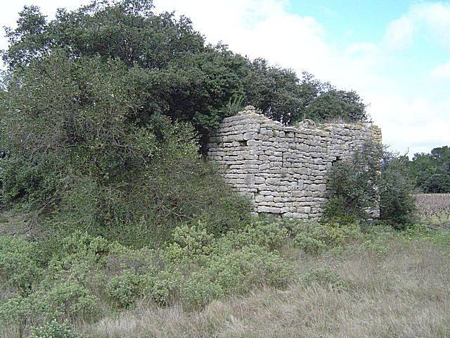 Diaporama château Savigne - Azillanet