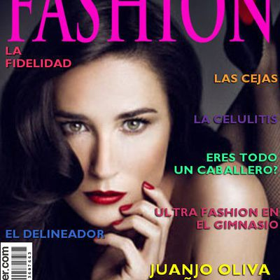 Revista Fashion de Bonjour Glamour