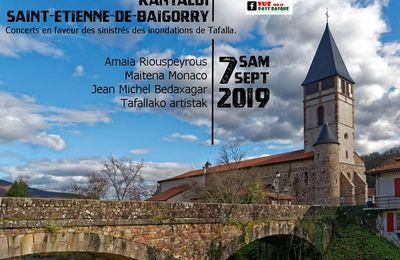 KANTALDIsolidaire Saint-Étienne-de-Baïgorry
