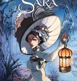 Princesse Sara Tome 6 : Bas les masques ! de Audrey ALWETT (scénario), Nora MORETTI (dessins) et Marina DUCLOS (couleurs)
