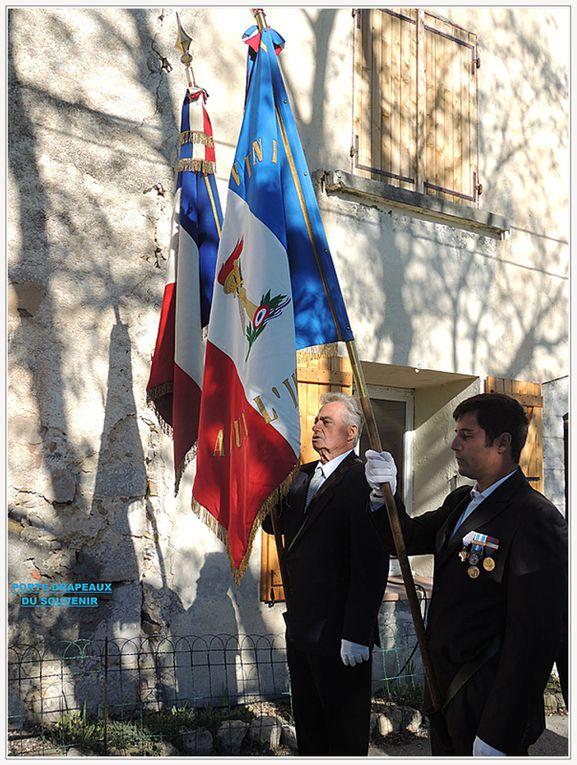 Robion – samedi 14 novembre 2015 commémoration de la grande guerre 1914/1918