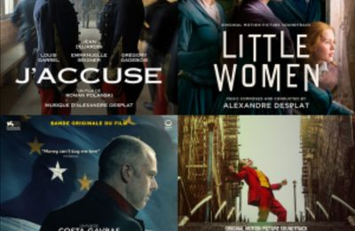 Les nominations des 20èmes World Soundtrack Awards