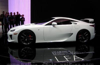 AC94 • Lexus LFA
