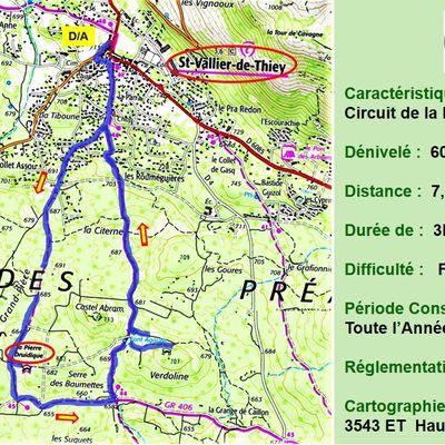 Circuit de la Pierre Druidique