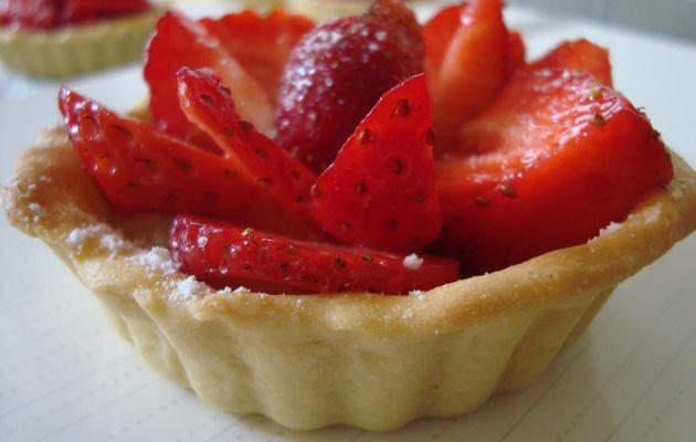 5 recettes gourmandes aux fraises