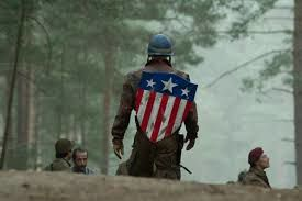 Captain America ; the first avenger