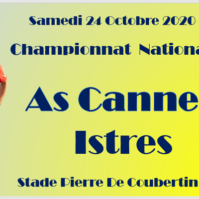 National 3 : As Cannes - Istres