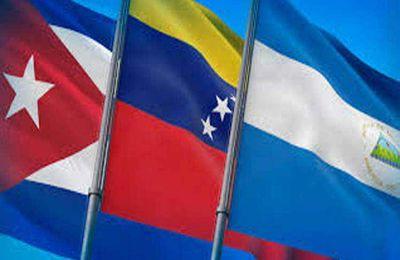 Le groupe Puebla appelle à défendre Cuba, le Nicaragua et le Venezuela