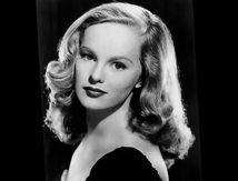 Mort de l'actrice Peggy Cummins.