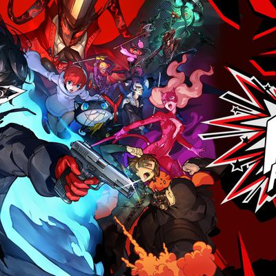 [Test] Persona 5 Strikers (Switch)