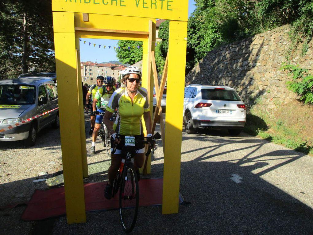 Ardèche Verte St Félicien(07)   Mercredi 20 Juin 2018