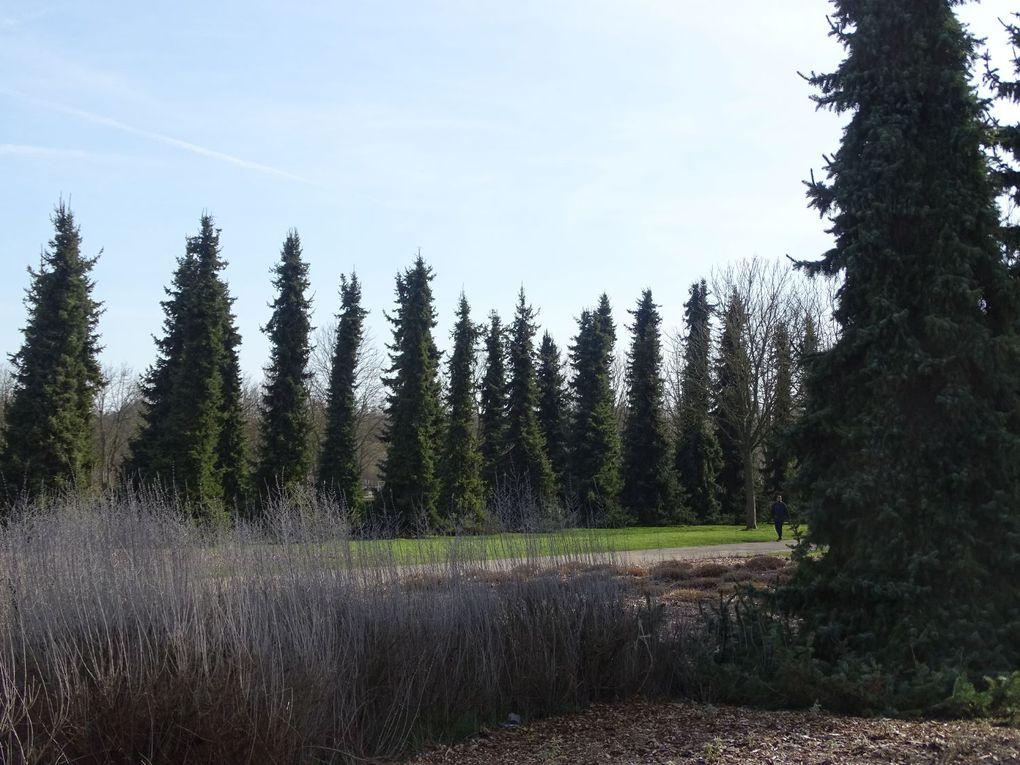 Escapade au Parc Départemental du Sausset
