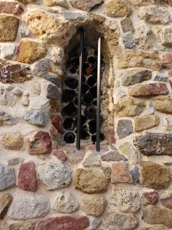 Les vitraux (photos perso) / Cliquer sur les flèches pour faire défiler les photos