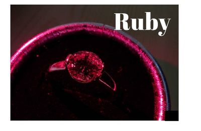 All about Ruby Gemstone