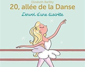20, allée de la danse : L'envol d'une discrète