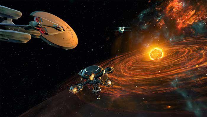 Jeux video: #Ubisoft annonce Star Trek: Bridge Crew un nouveau jeu #PS4 VR ! #E3