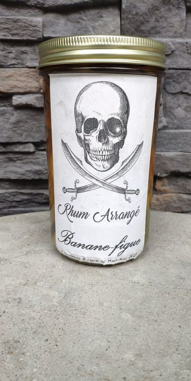 RHUM ARRANGE BANANE-FIGUE