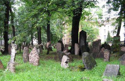 Prague - Le quartier juif