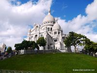 Montmartre, place du Tertre, etc.