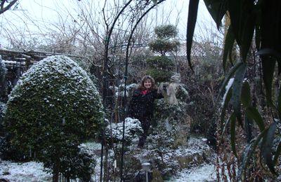 Tombe la neige ...♫