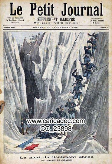 Loisirs : montagne, alpinisme, escalade, avalanches - Freizeitbeschäftigungen (Berge) - Leisure (mountains)