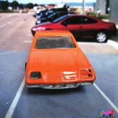 OMNI 024 COULEUR ORANGE HOT WHEELS 1/64 - car-collector.net