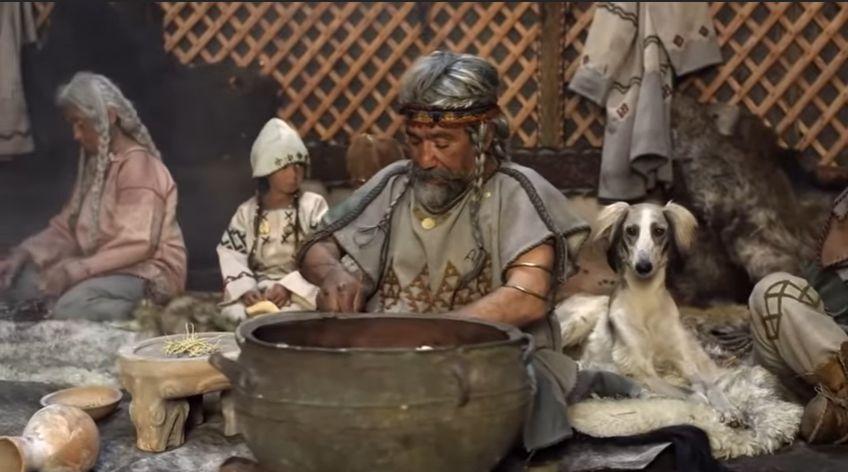 Les yamnayas et leur chien, Que sait-on des Cavaliers Yamna,  Yamnayas, Caucasiens des Steppes, de la Culture des Kourganes (Tombes en Fosse), d'haplogroupe (Y-DNA un peu I2, majoritairement R1b, un peu J1 caucasien ) à l'âge du Bronze ?