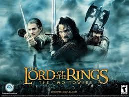 "Le Hobbit ""Les deux tours""  ( Lord of the ring: the two towers )"