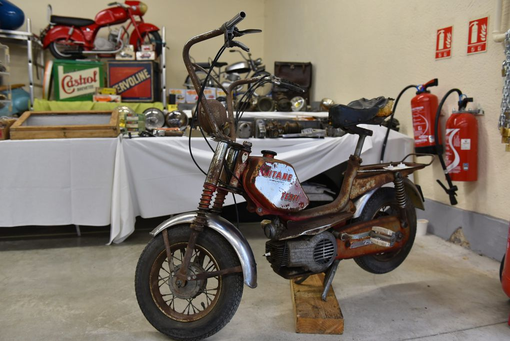 Salon Moto Légende 2018