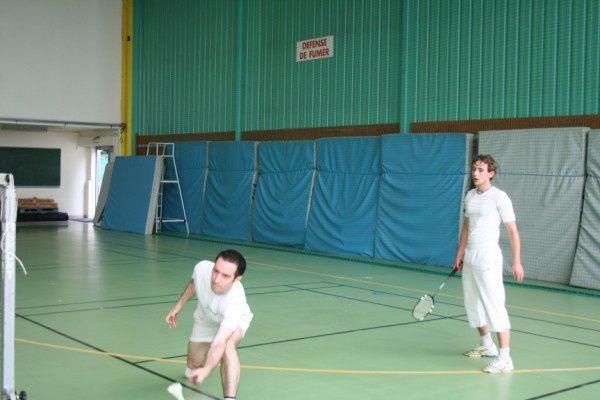 Tournoi interne de juin 2009 à Villebon