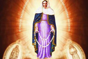 Jacarei 3 Mars 2019 - Message de Notre Dame Reine et Messagère de la Paix à Marcos Tadeu