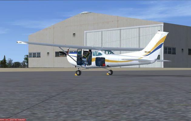 Petit vol d'entraînement à Roswell...