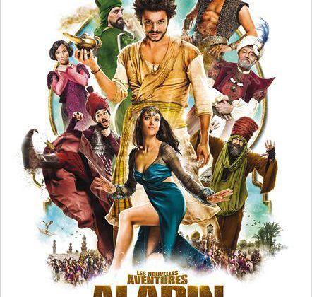 Critique Ciné : Les Nouvelles Aventures d'Aladin (2015)