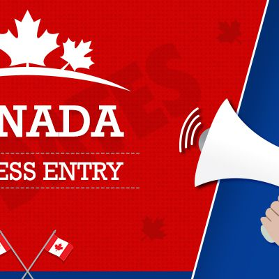 Express Entry draw: 471 new cut-off CRS score for Canada PR!