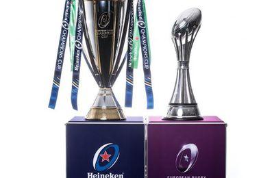 Les 1/4 de finale de Champions Cup et Challenge Cup en intégralité sur beIN SPORTS ce week-end