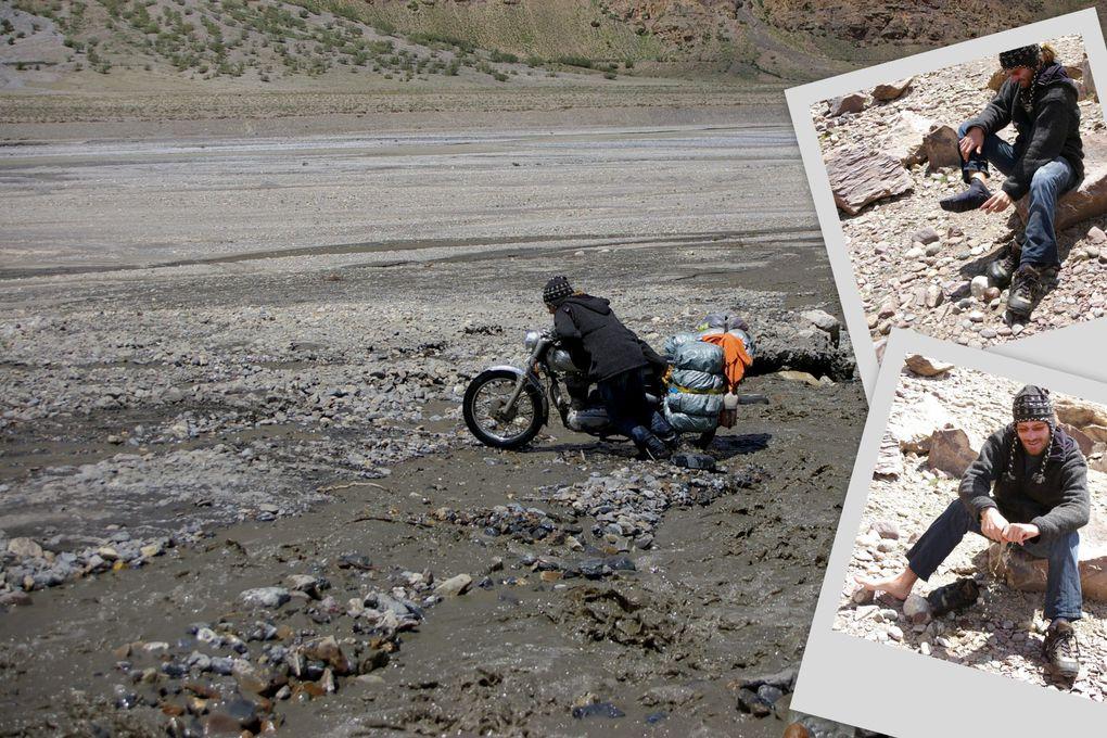 Les photos de notre virée à moto, de Manali à Leh (grosso modo)