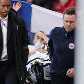 #FOOTBALL #Euro2020 : Christian #Eriksen victime d'un malaise cardiaque, #Danemark-Finlande interrompu - MOINS de BIENS PLUS de LIENS