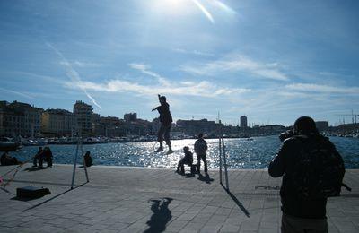 Marseille sur un fil