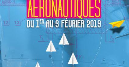 27e Salon des Formations et Métiers Aéronautiques à Paris... et 1er à Toulouse