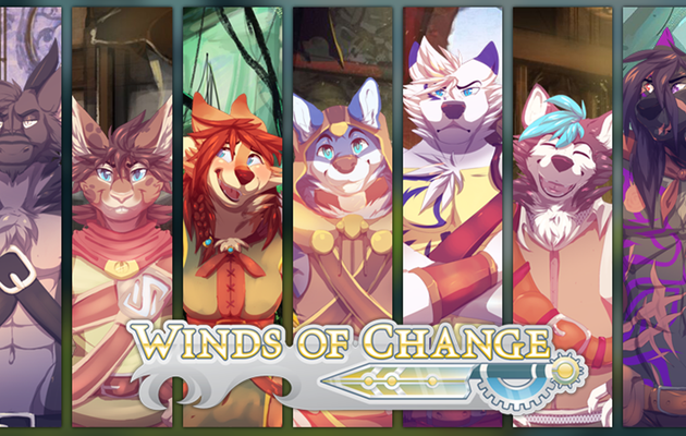 Winds of Change « Une Aventure interactive et narrative ! »