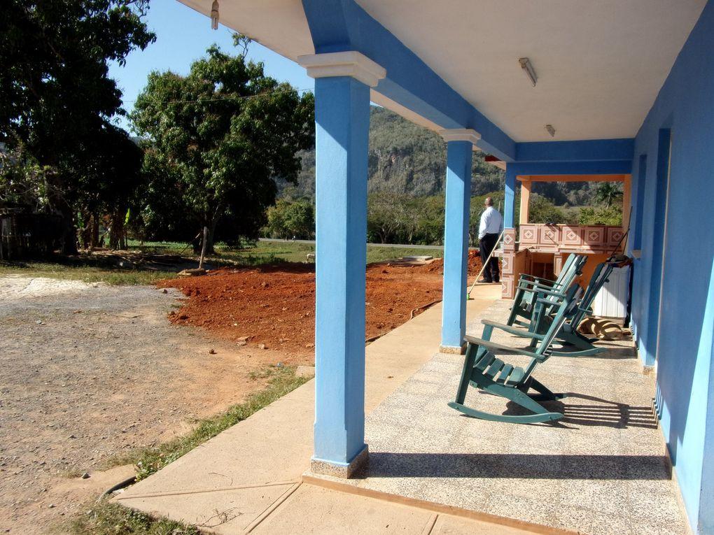 Viaje por Cuba...... Circuit ouest : Pinar del Rio et Vinales.